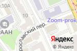 Схема проезда до компании Moscow English Club в Москве