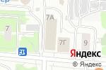 Схема проезда до компании Mini-Maxi Shoes в Москве