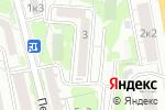 Схема проезда до компании Корн-Аудит в Москве