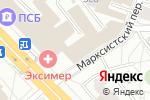 Схема проезда до компании Центр речевых технологий в Москве