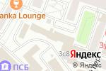 Схема проезда до компании Турбинария в Москве