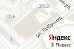 Схема проезда до компании Тонировка СВАО в Москве