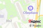 Схема проезда до компании Парфюмчик в Москве