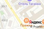 Схема проезда до компании СтальПром в Москве