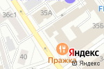 Схема проезда до компании Евромакс в Москве