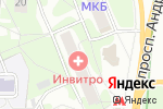 Схема проезда до компании Ринта+ в Москве