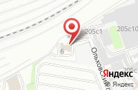 Схема проезда до компании Издательский Дом «Сфера» в Москве