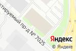 Схема проезда до компании SGS Vostok Limited в Москве