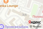 Схема проезда до компании Абада Капоэйра в Москве