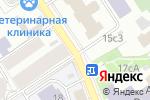 Схема проезда до компании Naturargan в Москве