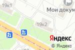 Схема проезда до компании Сардоникс в Москве
