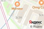 Схема проезда до компании Five Concept Fitness в Москве