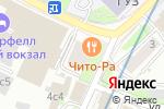 Схема проезда до компании Государственный университет по землеустройству в Москве
