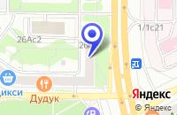 Схема проезда до компании ОТДЕЛЕНИЕ СИМОНОВСКОЕ в Москве
