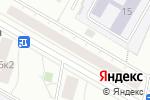 Схема проезда до компании Жилищник района Ростокино в Москве
