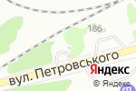 Схема проезда до компании Донтопливо, ГП в Донецке