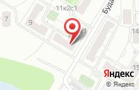 Схема проезда до компании Мастерская Группа «Сталкер» в Москве