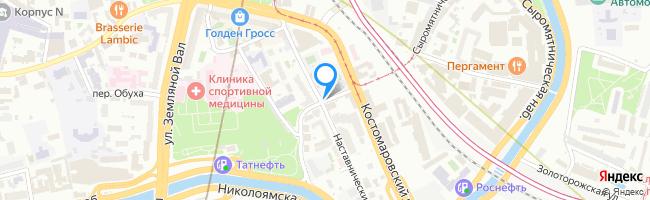 Большой Полуярославский переулок