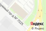 Схема проезда до компании Лидер-Инвест в Москве