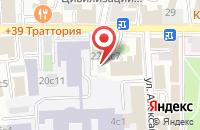 Схема проезда до компании Клуб Главных Редакторов Региональных Газет России в Москве
