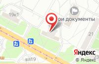 Схема проезда до компании Международный Банк Идей в Москве