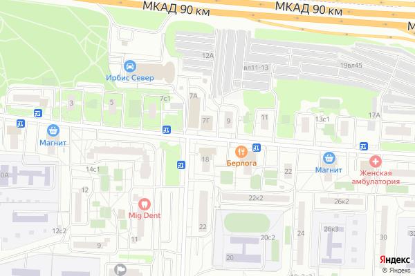Ремонт телевизоров Студеный проезд на яндекс карте