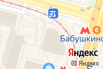 Схема проезда до компании Drip+ в Москве