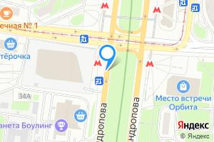 Сдается комната в двухкомнатной квартире в Москве м. Коломенская, проспект Андропова