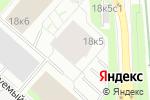 Схема проезда до компании list-market.ru в Москве