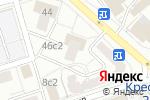Схема проезда до компании Савушка в Москве
