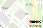 Схема проезда до компании Tecofi в Москве