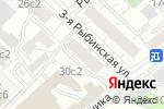 Схема проезда до компании Мировые судьи района Сокольники в Москве