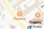 Схема проезда до компании Дентастар в Москве
