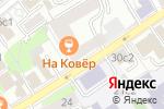 Схема проезда до компании Таргет в Москве