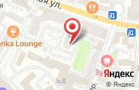 Схема проезда до компании Гастрольная Карта в Москве