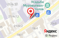 Схема проезда до компании Редакция Журнала «Хнгм» в Москве
