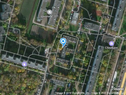 Сдам 2-комнатную квартиру, 48 м², Москва, улица Енисейская, 31