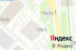 Схема проезда до компании Сенат в Москве