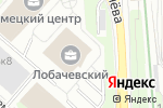 Схема проезда до компании РБС в Москве