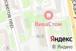 Схема проезда до компании 30-06 в Москве