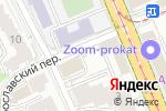 Схема проезда до компании Эколегес в Москве