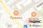 Схема проезда до компании ЗаПутевкой.рф в Москве