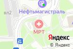 Схема проезда до компании Элик в Москве