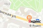 Схема проезда до компании МТС Банк в Москве