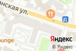 Схема проезда до компании Hollywood в Москве
