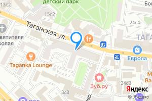 Студия в Москве м. Марксистская, Таганская улица, 26с1
