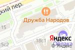 Схема проезда до компании Ломбард Сапфир в Москве