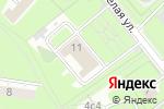 Схема проезда до компании Царицынский в Москве