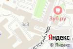 Схема проезда до компании Бастион в Москве