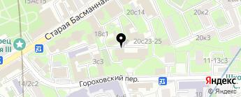 Миавто на карте Москвы